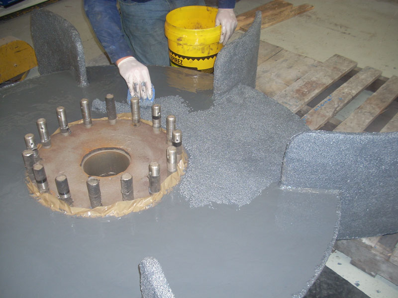 Abrasion Protection and Repair