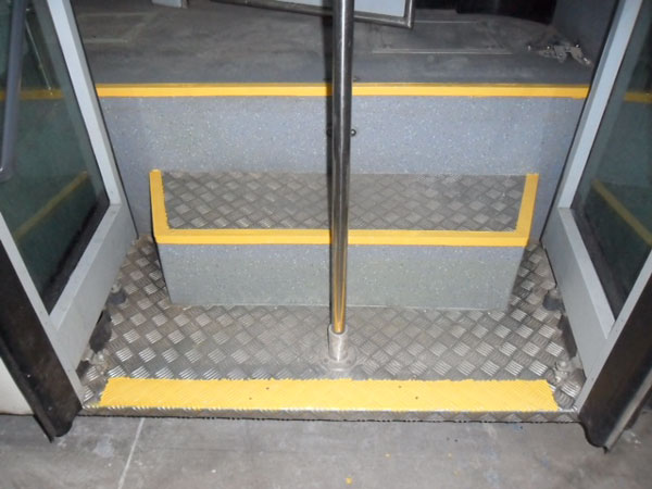 Bus Steps - After