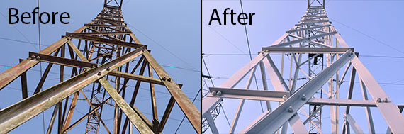 Electrical Tower Maintenance