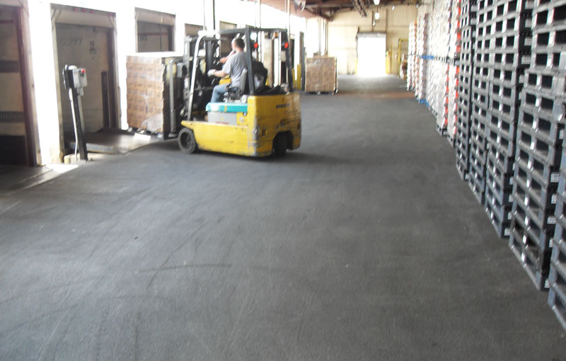 Reducing Loading Dock Hazards With ENECRETE