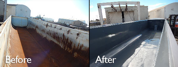 Corrosion Protection in Truck Beds